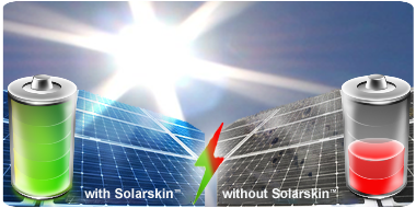 Solar Skin Nanotechnology Seft Cleaning & protection of PV 4